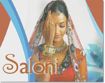 saloni serie indienne